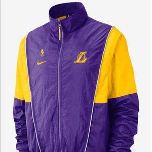 Los Angeles Lakers track suit jacket 🔥🔥🔥